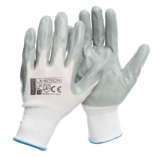 rękawice ochronne x-nitron