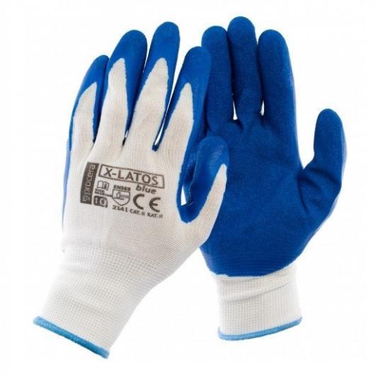 rękawice ochronne x-latos blue