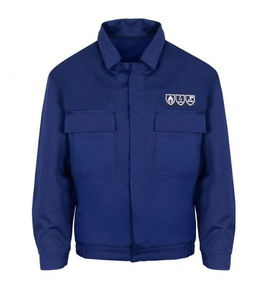 md 1 granatowy bluza