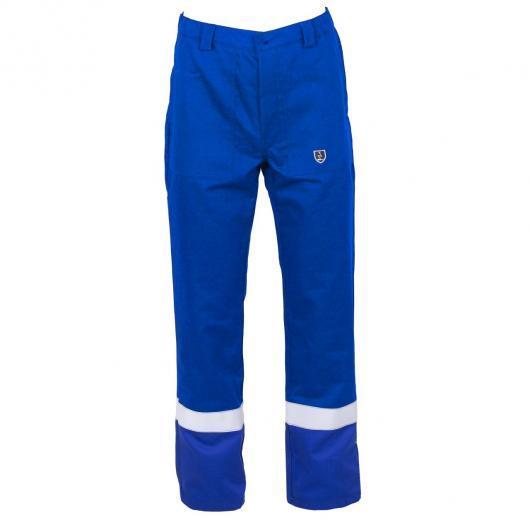 Spodnie ochronne antyelektrostatyczne z odblaskami certyfikowane polskiej produkcji