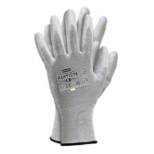 rękawice ochronne rantista esd